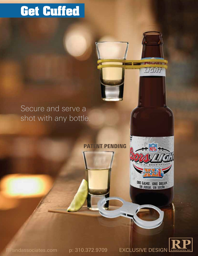 Beer Promotional Items